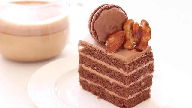 巧克力奶油蛋糕,经典不过时的甜点