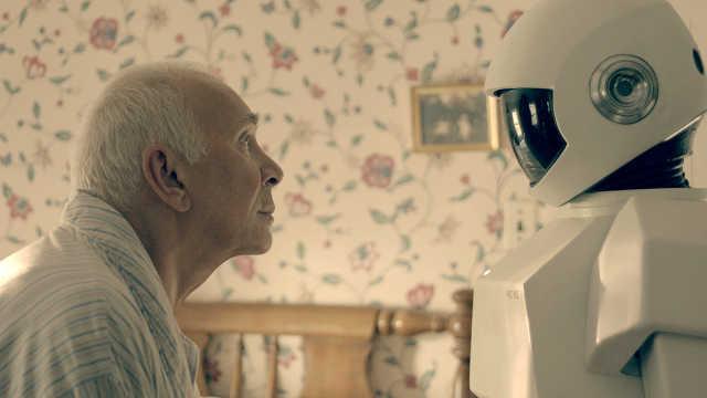 【麦绿素】速看《机器人与弗兰克》