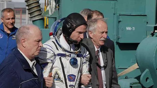 小失误令美国俄罗斯两宇航员险丧命
