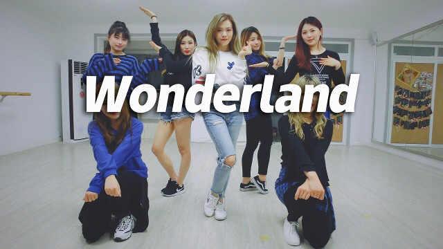MDC翻跳郑秀妍《Wonderland》