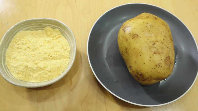 土豆这样做,超级好吃