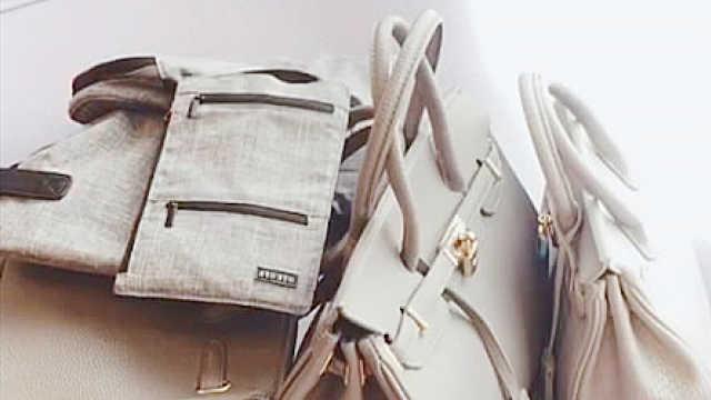 包包如何收纳更省空间
