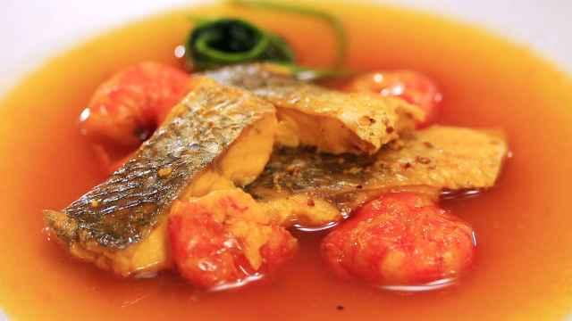 普罗旺斯鱼汤,在家感受法式阳光!