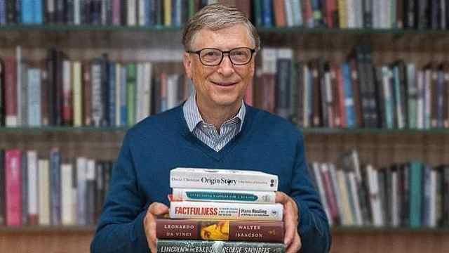2018年比尔·盖茨最喜欢的5本书