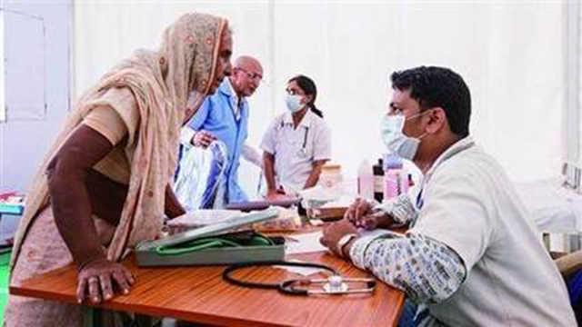 印度人那么多,还能实现免费看病?