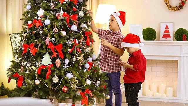 圣诞树的起源:被英女王带火的时尚