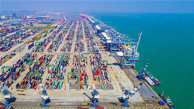 改革开放之港口建设