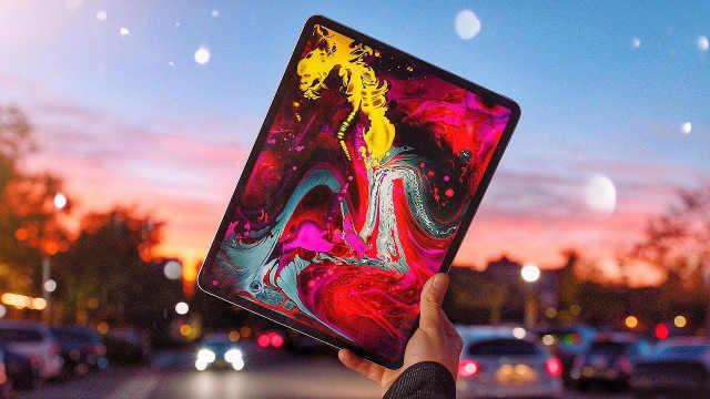 新iPad Pro变弯遭吐槽