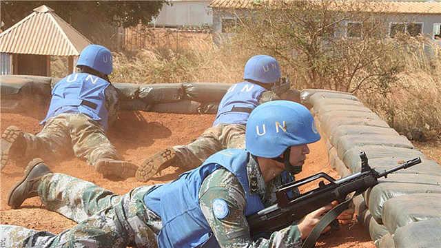 国际维和与人道主义救援