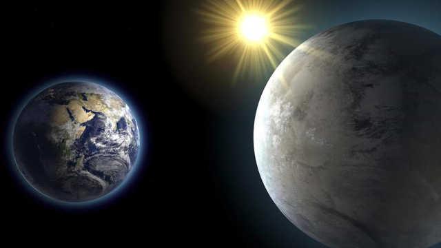 宇宙另一颗地球?和地球相似度98%