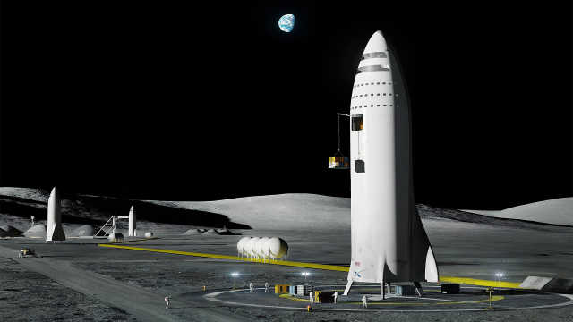 "SpaceX改在得州建造""星际飞船"""