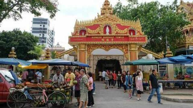100元在缅甸能享受到什么服务?