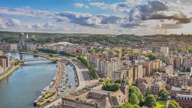 欧洲的中心城市,低调到让人忽略
