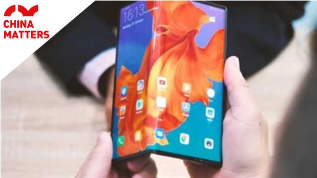 华为折叠屏手机究竟用了什么黑科技
