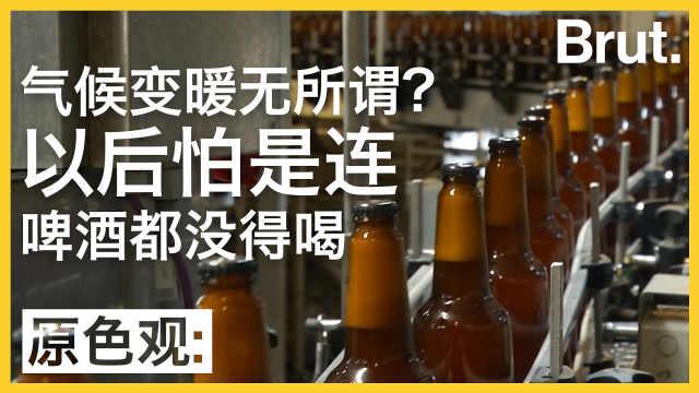 气候变暖无所谓?未来啤酒也稀奇