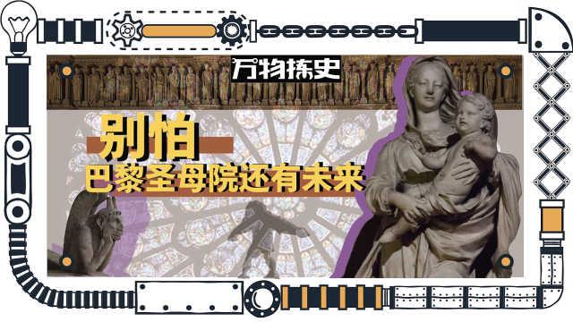 巴黎圣母院的灾难修复史