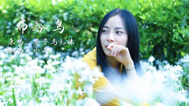 重庆小姐姐欢快翻唱民谣《布谷鸟》