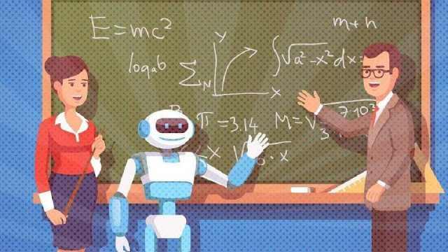 AI批改作业,减轻教师的重复性工作