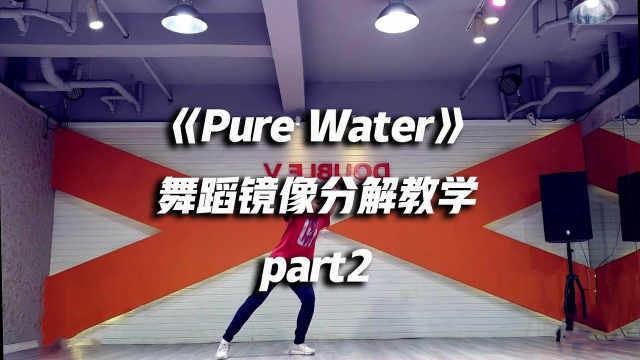 《Pure Water》舞蹈镜像分解教学p2