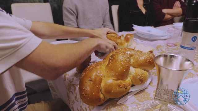 美国小哥如何在以色列过传统安息日