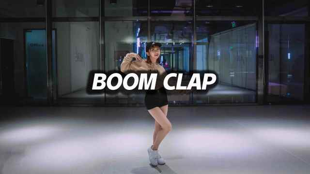 Thea翻跳《Boom Clap》 ,甜美可爱