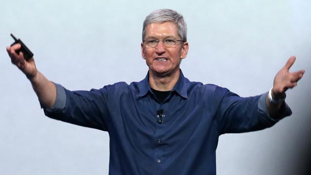 苹果发布会的最大招是库克的歌声