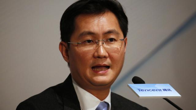马化腾曾向张瑞敏推销QQ遭拒