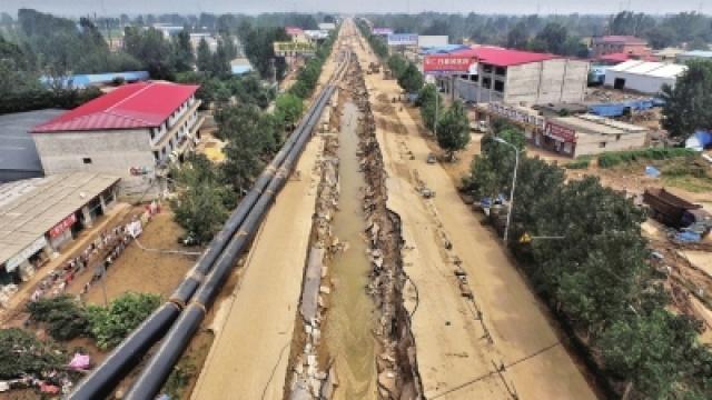 河北雨灾114人死111人失联