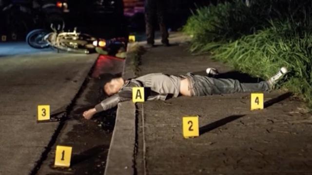 菲律宾总统铁血禁毒,现场血腥残酷