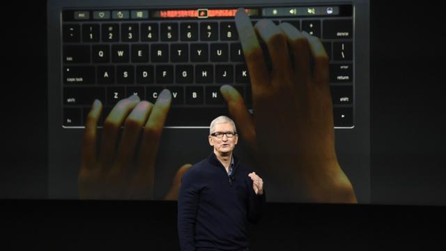 苹果新笔记本唯一惊喜被微软灭了