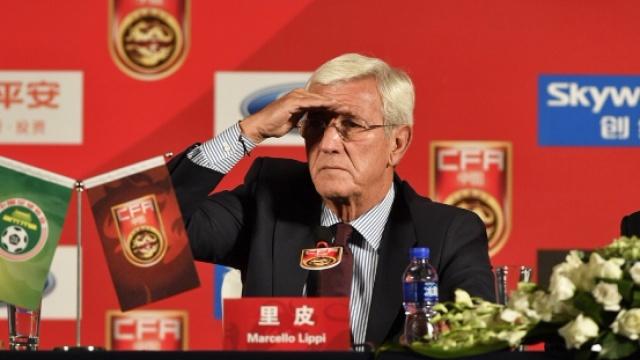里皮:国足将以恒大球员为班底