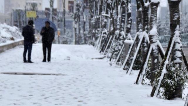 第一场雪说来就来!多地提前供暖