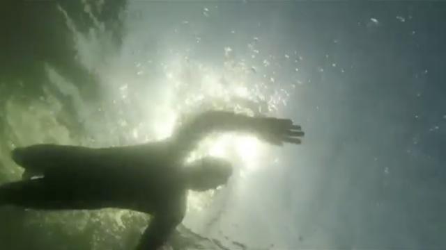 英国男子横渡大西洋,筹资做慈善