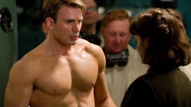 福利!漫威超级英雄十大肌肉男