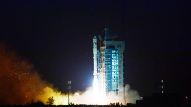 中国成功发射云海一号01星