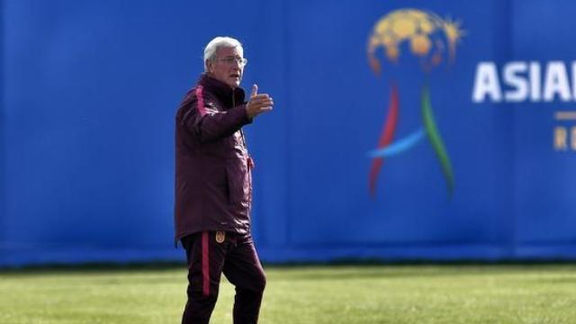 里皮:希望上演奇迹率队打进世界杯