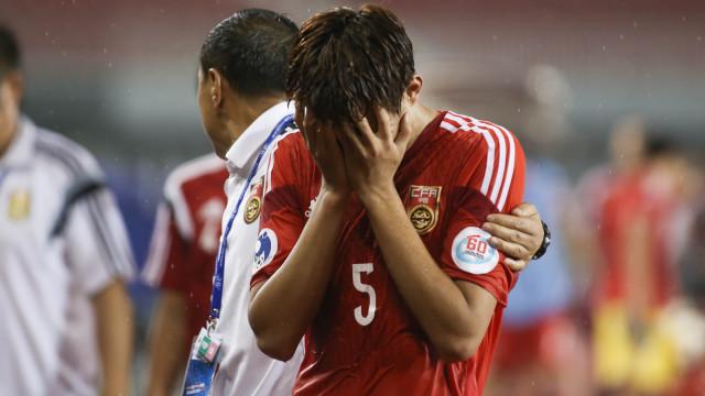 不管国足明天赢不赢,未来已经输了