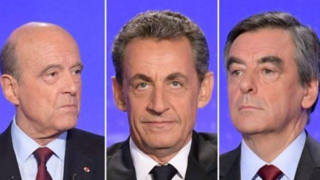 法国大选开跑:萨科齐首轮出局