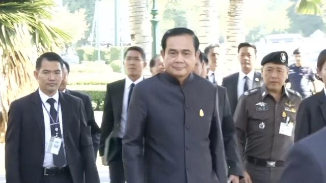 泰国总理巴育:很快将邀请新王登基