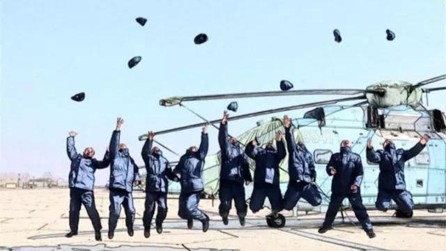 海军航空兵新飞行员训练战术课目