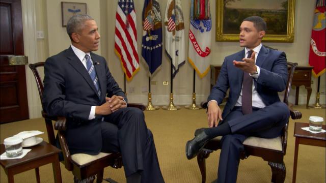奥巴马:卸任后仍会关心国家大事