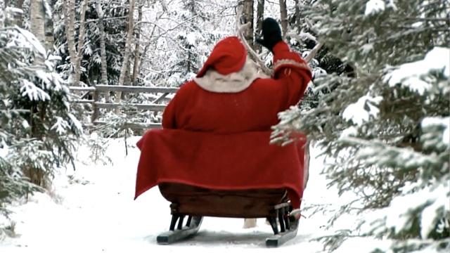 探访圣诞老人家乡,听他说起了老婆