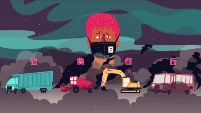 人类会毁于小行星,还是汽车尾气?