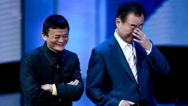 年末大反击,马云超王健林成新首富