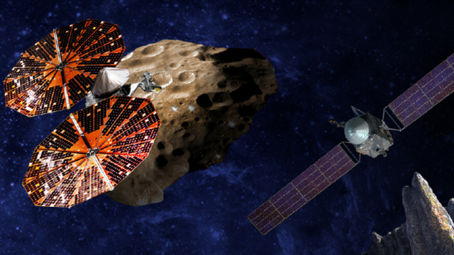 去灵神星:NASA宣布新深空探测任务