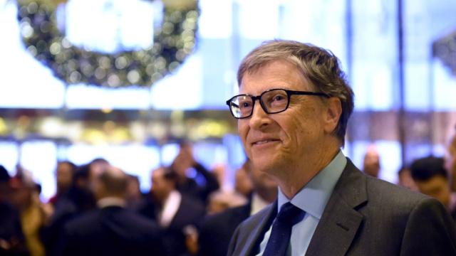 全球首富盖茨一年怎么花掉40亿美元