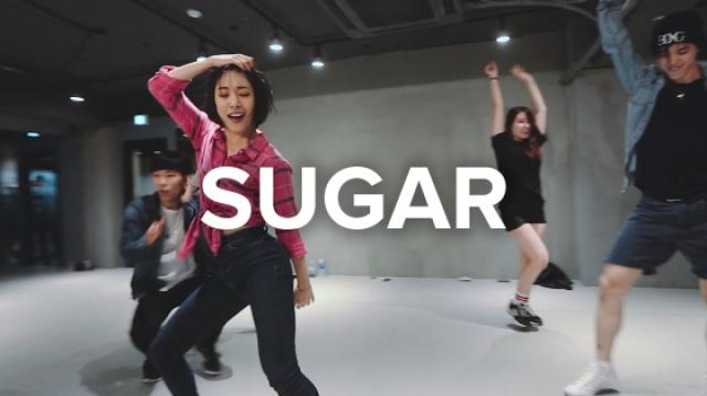 【1M】Lia Kim编舞魔力红经典Sugar