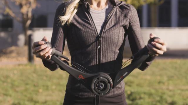 便携阻尼健身器,健身房也能随身带