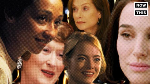 2017年奥斯卡最佳女主角提名
