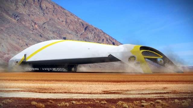 空中邮轮:超豪华概念飞空艇